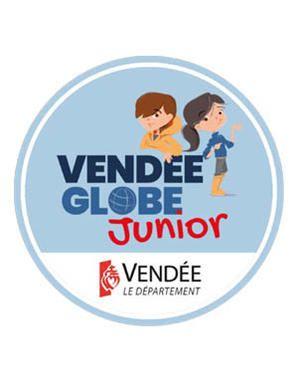 Logo Vendée Globe Junior